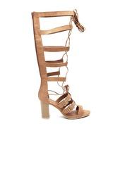 Qupid Women Brown Block Heels