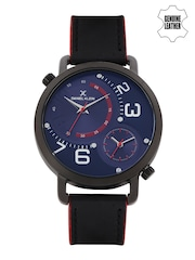 Daniel Klein Premium Men Blue Dual-Dial Watch DK10857-7