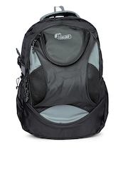 F Gear Unisex Black Sniper Lite V2 Backpack