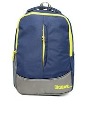 F Gear Unisex Navy & Grey Ferrari Backpack