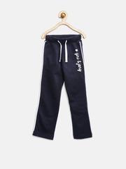 Gini & Jony Girls Navy Track Pants