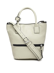 Kenneth Cole Reaction Taupe Handbag
