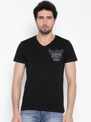 Wrangler Black Coolmax T-shirt