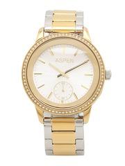 ASPEN Women White Dial Watch AP1899