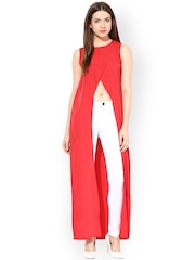 Miss Chase Red Maxi Top