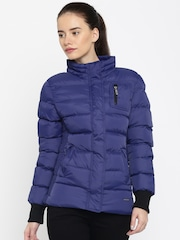 HARVARD Blue Puffer Jacket