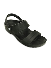 Crocs Men Black Flip Flops