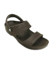 Crocs Men Brown Flip Flops