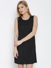 Vero Moda Black A-Line Dress