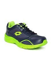 Lotto Men Navy Tempo Sports Shoes