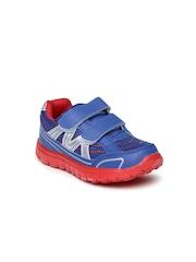 Kittens Boys Blue Sports Shoes