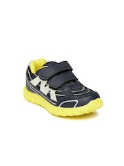 Kittens Boys Navy Sports Shoes