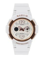 CASIO Baby-G Women White Analogue & Digital Watch BX051