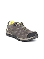 Columbia Women Brown Redmond Waterproof Sports Shoes