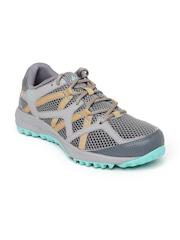 Columbia Women Grey Conspiracy Switchback II Trekking Shoes
