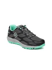 Columbia Women Grey Conspiracy Outdry Sports Shoes