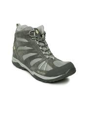 Columbia Women Grey DAKOTA DRIFTER Waterproof Trekking Shoes