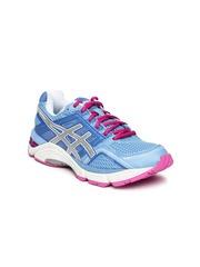 ASICS Women Blue Gel-Foundation 11 D Running Shoes