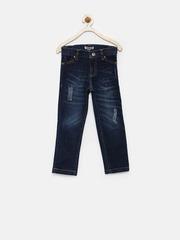 People Girls Blue Jeans