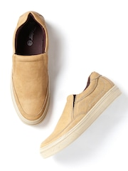 Roadster Men Tan Brown Casual Shoes