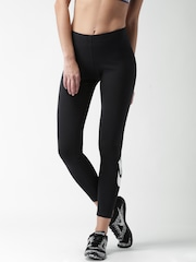 Nike Women Black LEG-A-SEE LOGO NSW Tights