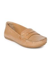 Clarks Women Tan Brown Doraville Loafers