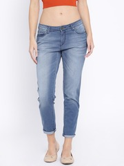 All About You from Deepika Padukone Light Blue Skinny Fit Jeans