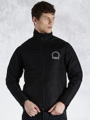 Roadster Black Puffer Jacket
