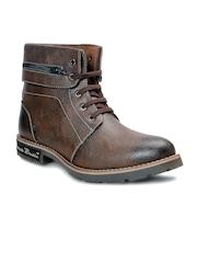 bacca bucci Men Brown Boots