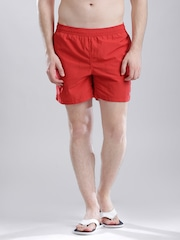 GANT Red Shorts