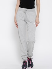 Russell Athletic Grey Melange Track Pants