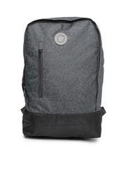 Puma Unisex Charcoal Grey Printed Backpack
