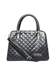 Lisa Haydon for Lino Perros Black Quilted Handbag