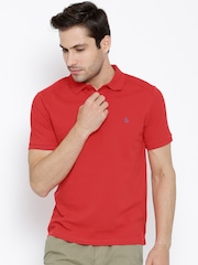 Original Penguin Coral Red Polo T-shirt