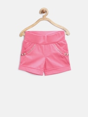 Tiny Girl Pink Shorts