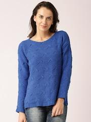 DressBerry Blue Sweater