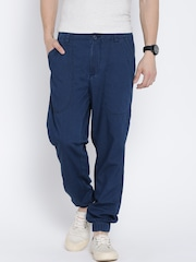United Colors of Benetton Blue Joggers