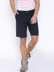 BAY ISLAND Navy Shorts