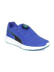 Puma Women Blue IGNITE DISC Running Shoes
