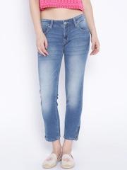Pepe Jeans Blue Lola Regular Fit Jeans