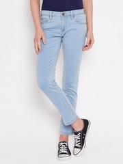 American Swan Light Blue Slim Fit Jeans