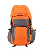 Bleu Unisex Orange Rucksack