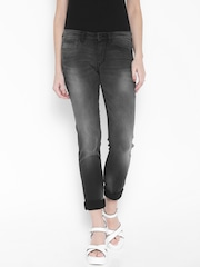 Lee Black Jenny Skinny Jeans
