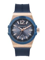 GIORDANO Men Navy Dial Watch 1749-06