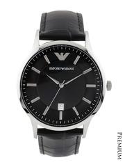 Emporio Armani Men Black Dial Watch AR2411I