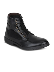 Kielz Men Black Boots