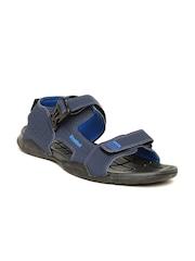 Reebok Men Navy Adventure Z Supreme Sports Sandals