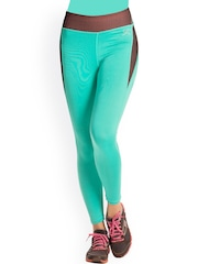 PrettySecrets Sea Green Tights