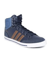 Adidas NEO Men Navy Cacity Casual Shoes