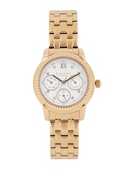 GIORDANO Premier Women White Dial Watch P2045-33